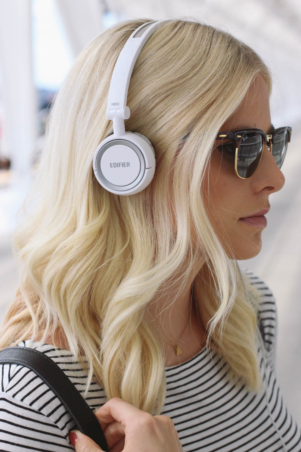 Good headphones are a MUST for plane rides.