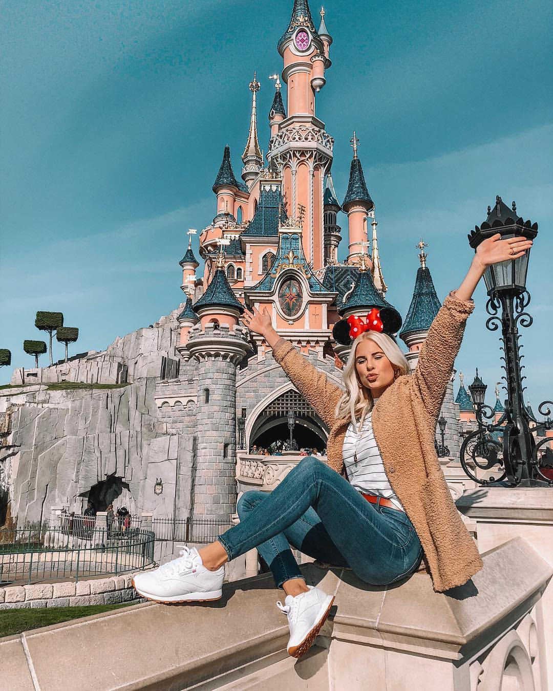 - And went to Disney Paris!