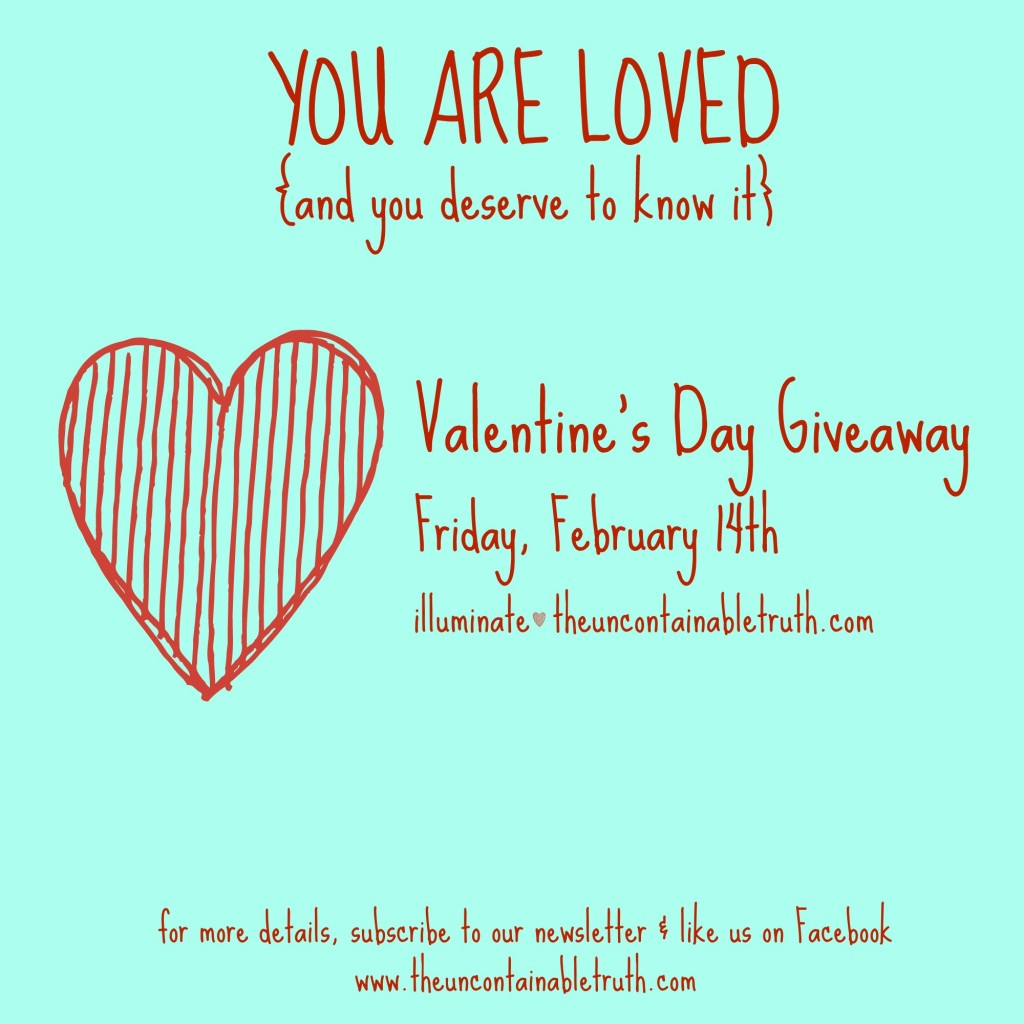 vday giveaway
