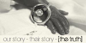 Our NICU Testimony button