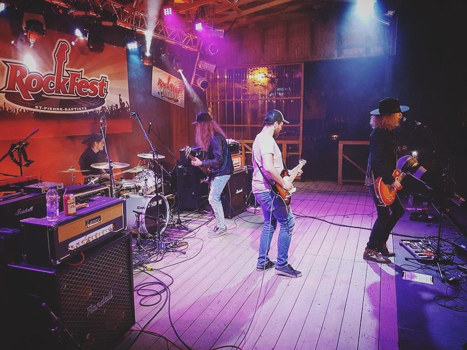 St-Pierre-Baptiste | Rockfest | 2017