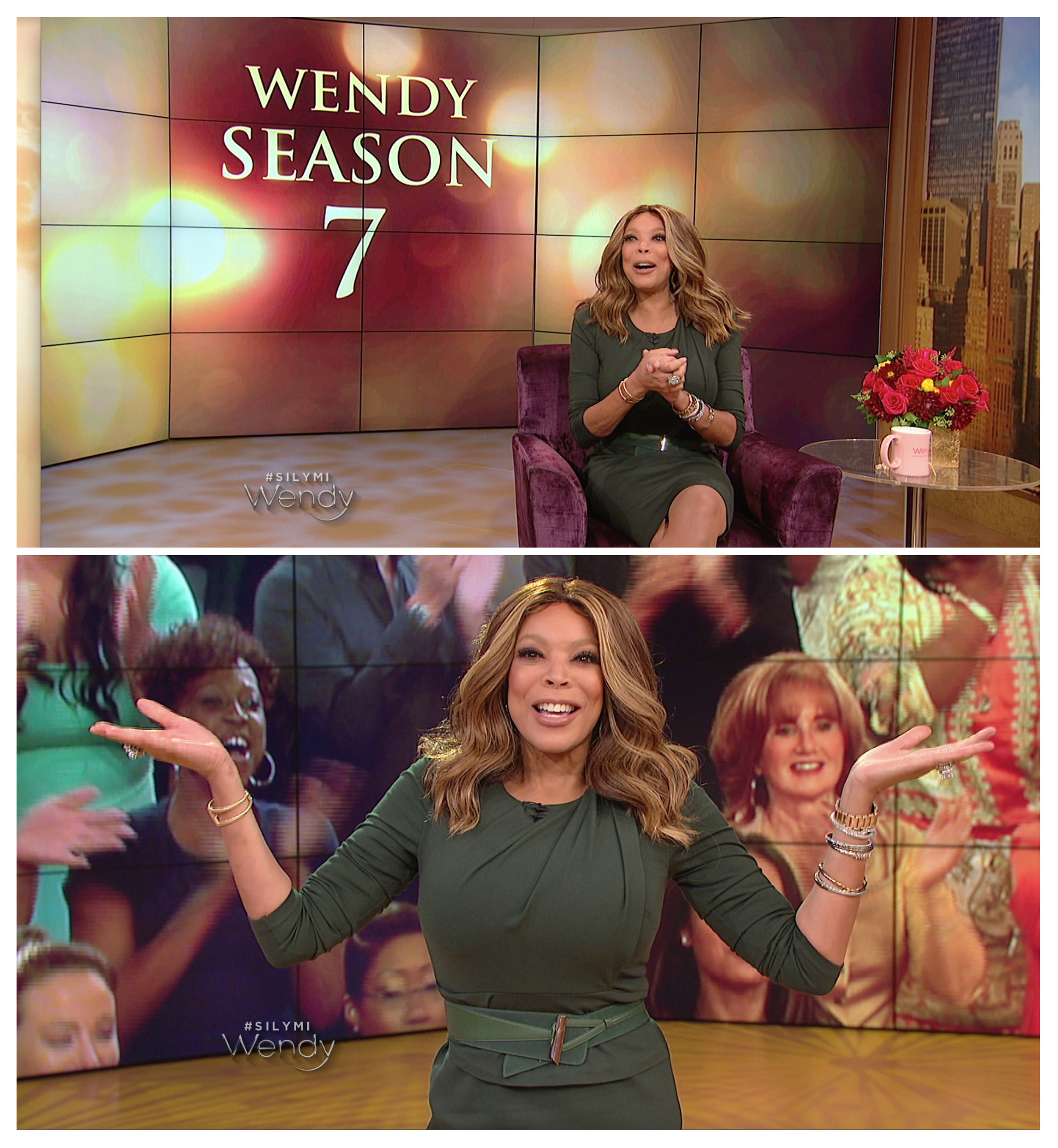WENDY WILLIAMS SHOW - SEASON 7 PREMIERE - SEPTEMBER 2015