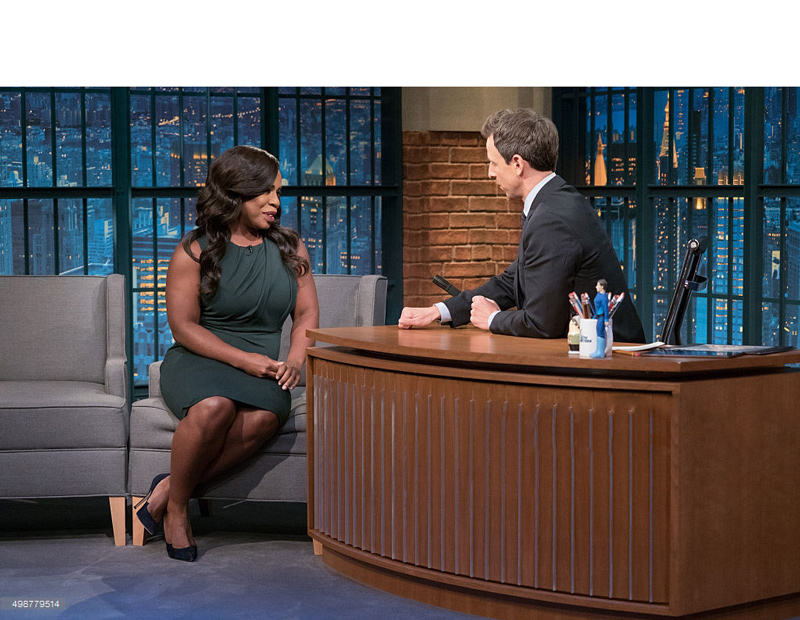 UZO ADUBA - LATE NIGHT WITH SETH MEYERS