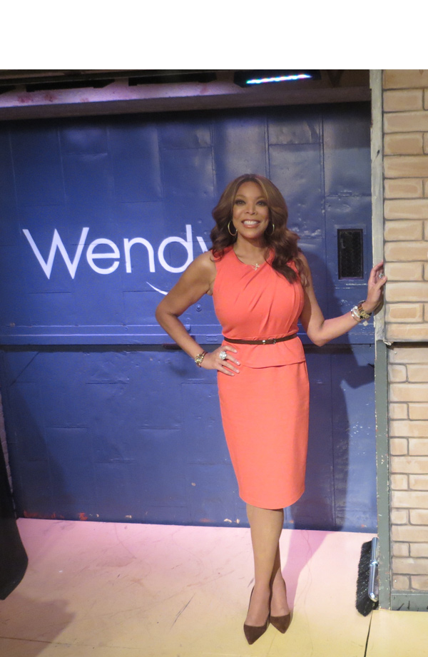 WENDY WILLIAMS - WENDY WILLIAMS SHOW