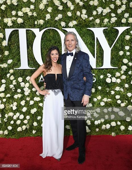 Jessica and Corey Brunish - Tony Awards