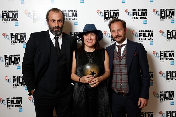 Panos Koronis,   Athina Rachel Tsangari,   Yorgos Pirpassopoulos
