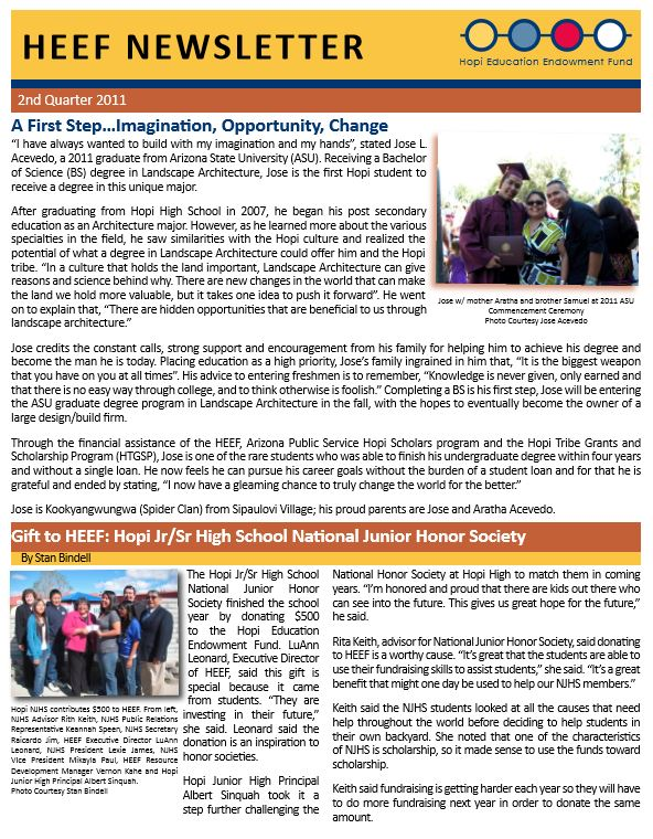 2nd quarter heef newsletter