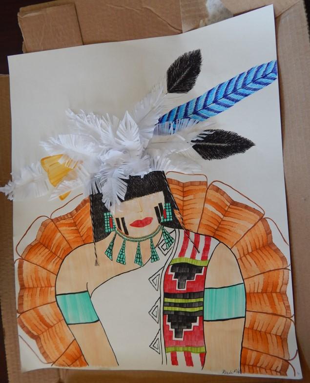 Hopi Buffalo Maiden