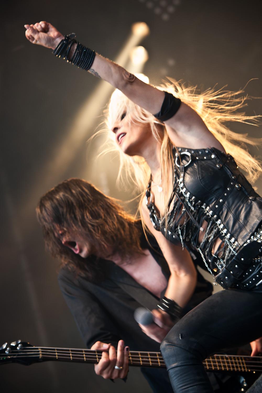 Doro - Hellfest 2011