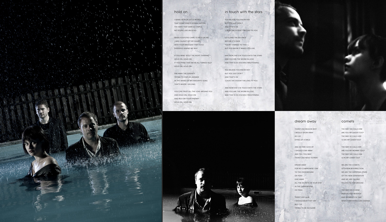 Secretive - Promo & CD Booklet 2012