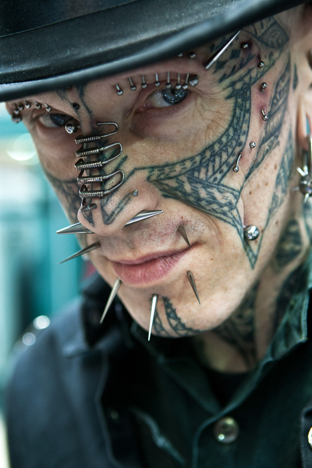 London tattoo convetion, 2010