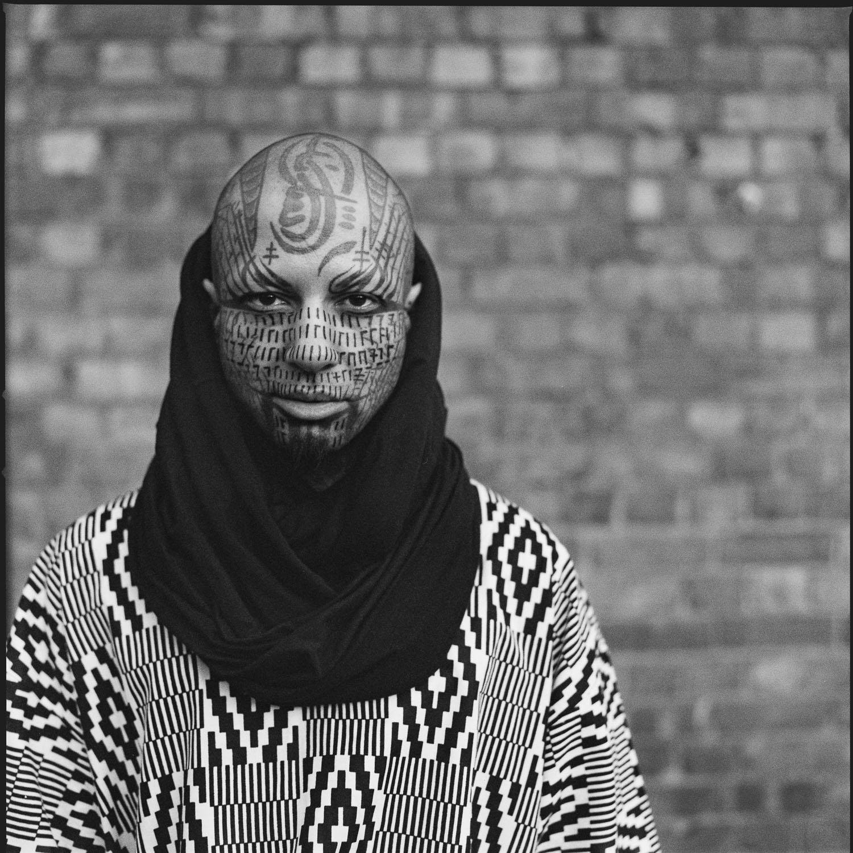 Touka Voodoo, Divine Canvas - Londres 2014