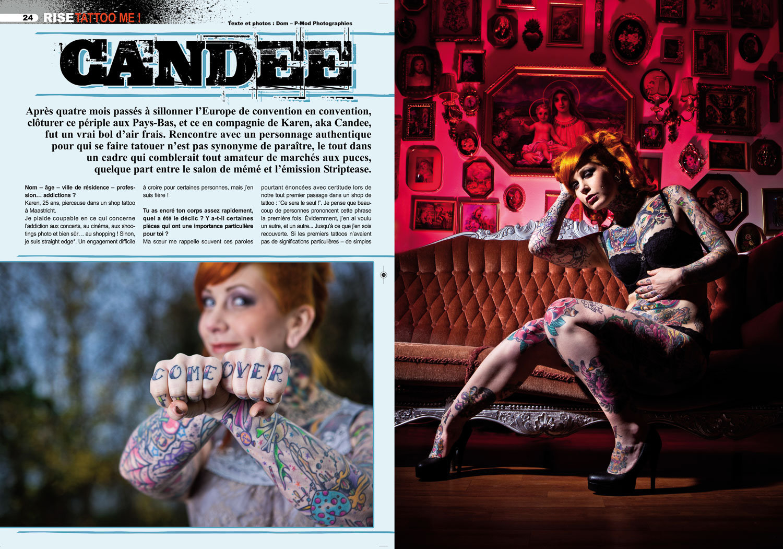 Rise Tattoo Magazine #12