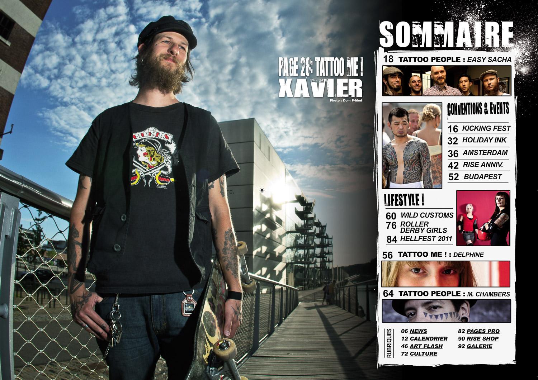 Rise Tattoo Magazine #15