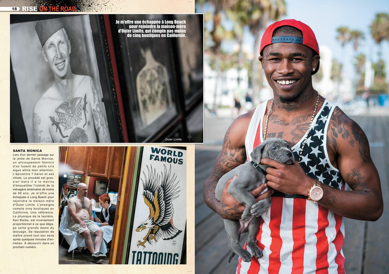 Rise Tattoo magazine #23