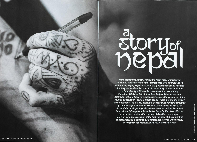 SkinDeep Issue#253 - Nepal