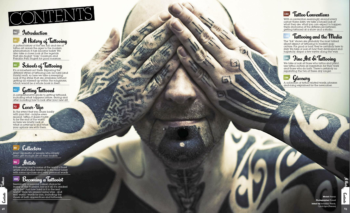 Tattoo Bible (UK)