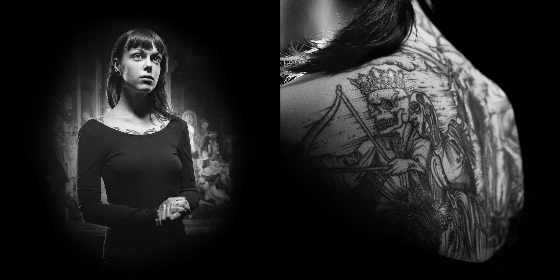 Jessica, Paris - Illustratrice
