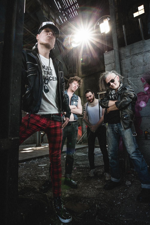The Sickboys - Promo 2016