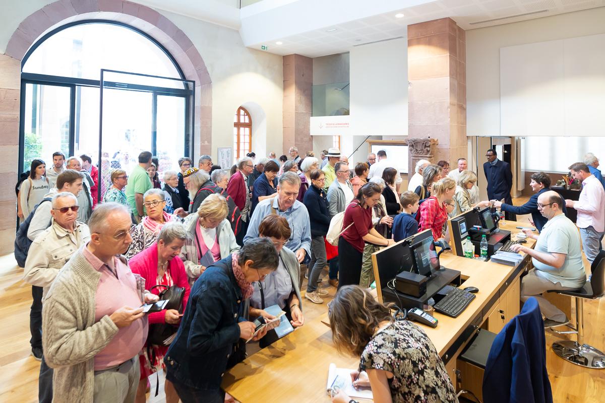 Ouverture Bibliothèque Humaniste de Sélestat - 23, 24 juin 201