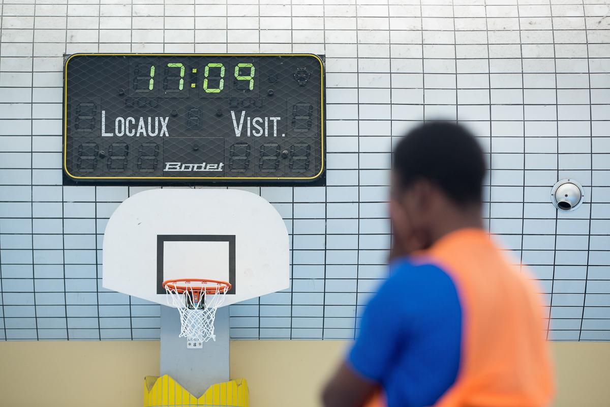 Maison des ados, Strasbourg - Jeux sportifs, 24 avril 2017
