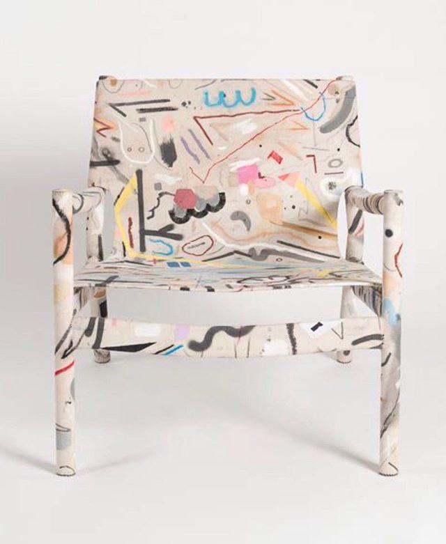 Dream lounge chair by Ben Erickson & Matthew Kirk for Erickson Aesthetics @maisongerard