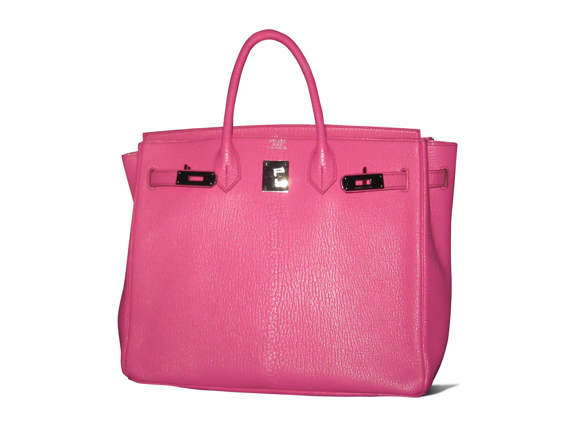 Pink Birkin Bag