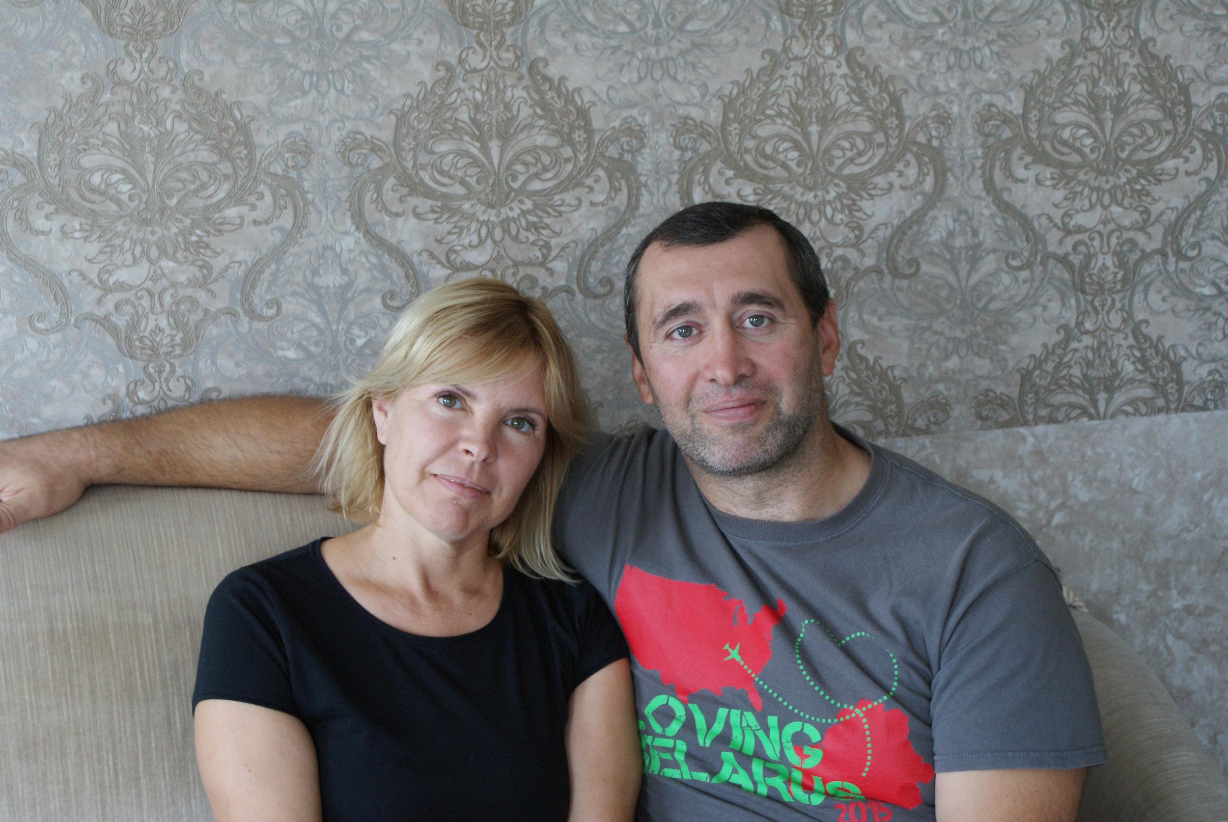 Tareil & Lena Kvarazhelly