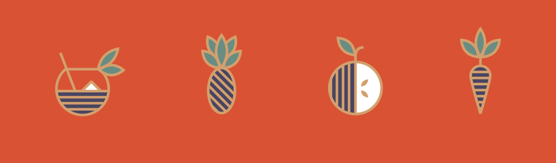 Creative Picnic - Custom Brand Icons