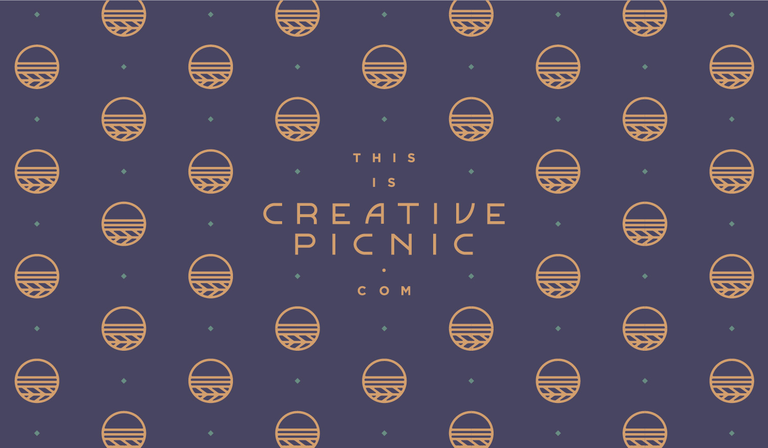 Creative Picnic - Logo & Brand Design by Melissa Yeager