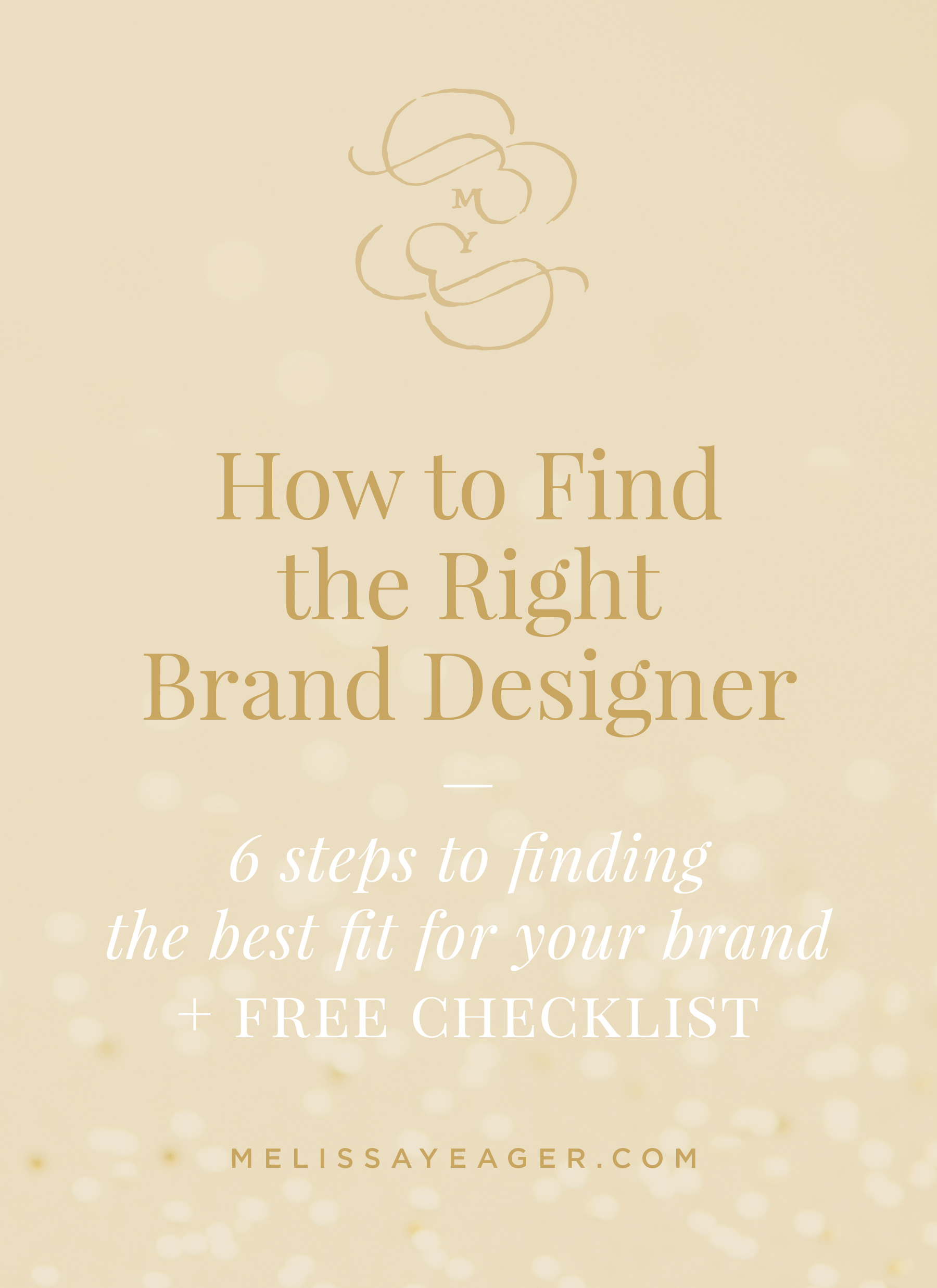 How to Find the Right Brand Designer - 6 steps to finding the best fit for your brand