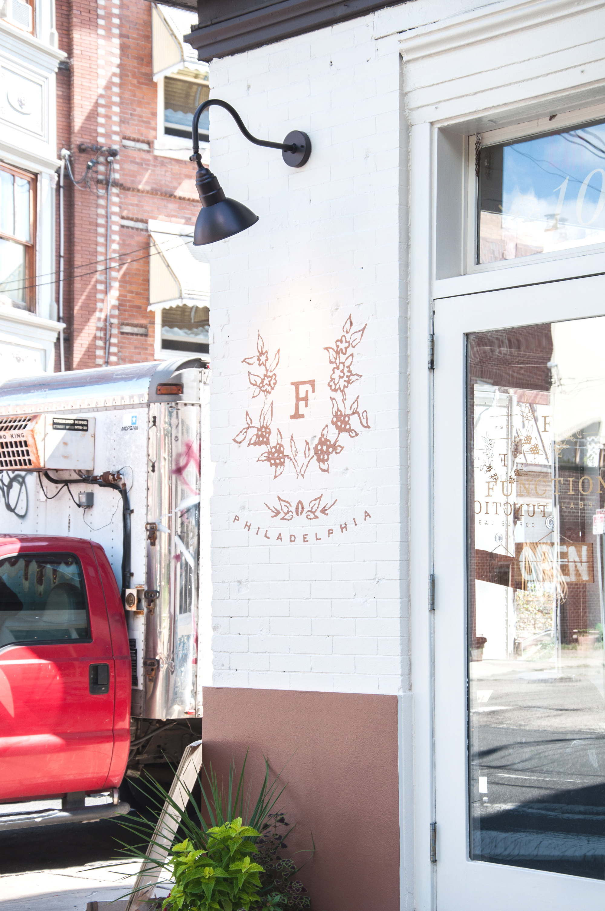 Function Coffee Labs - Specialty Coffee Shop Signage