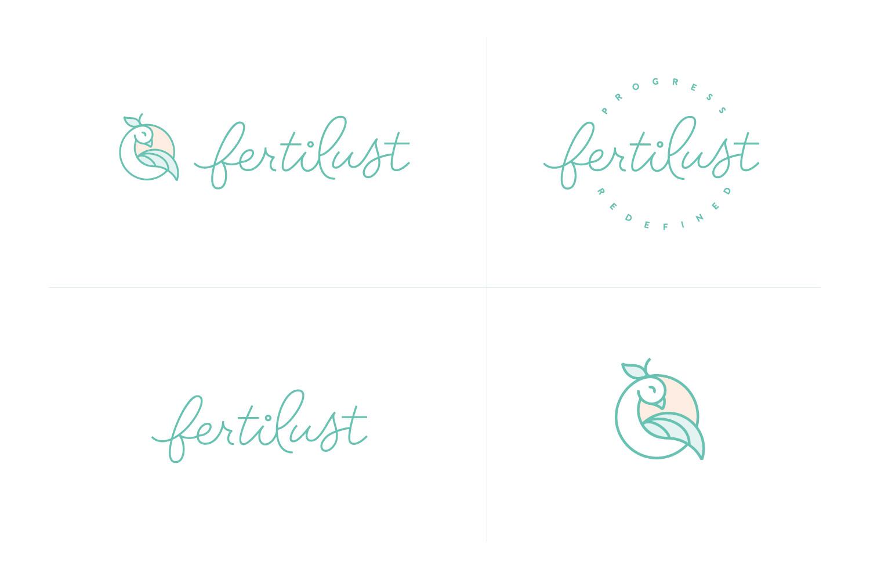 Fertilust - Secondary Logos