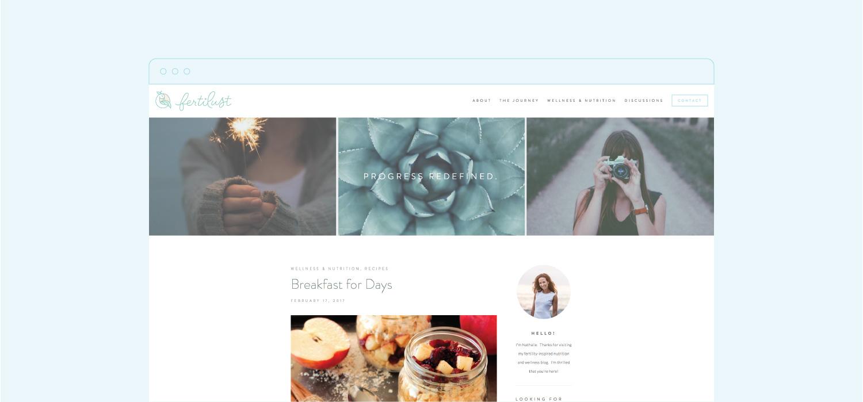 Fertilust - Website
