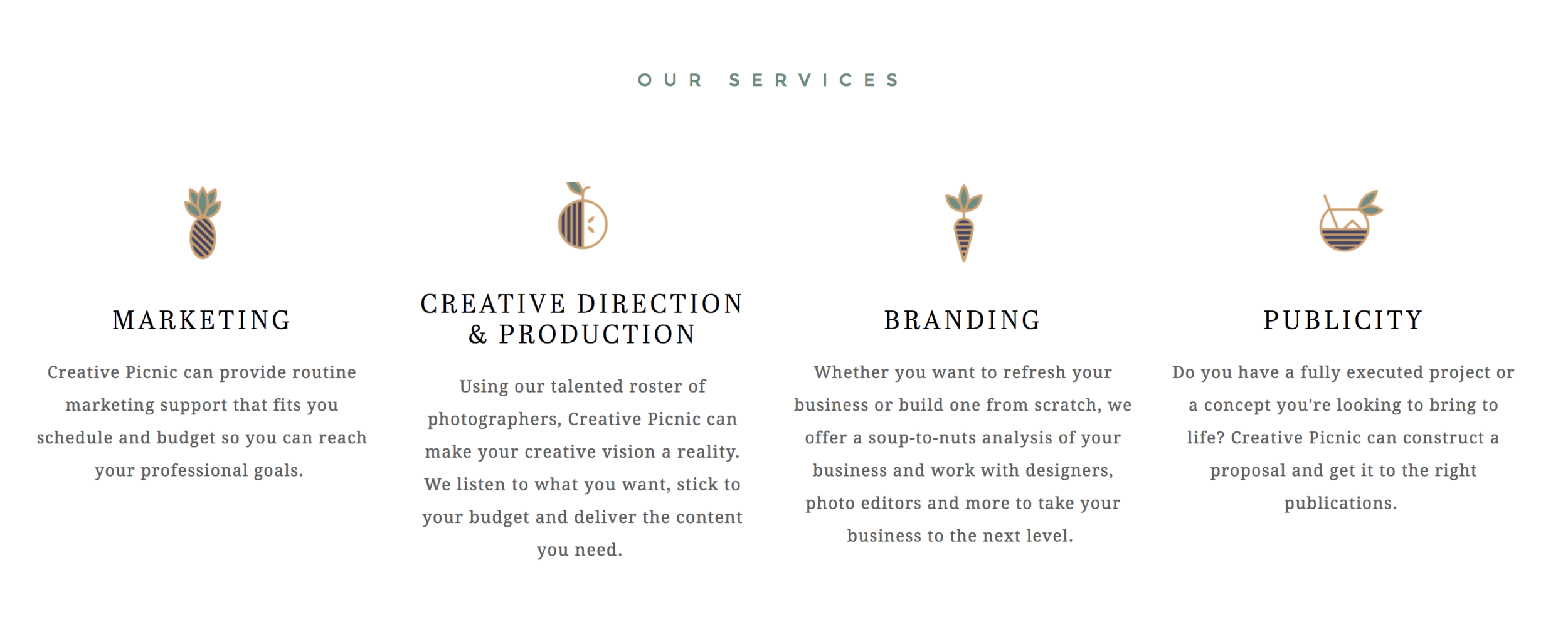 writing better small business website content for the creative entrepreneur