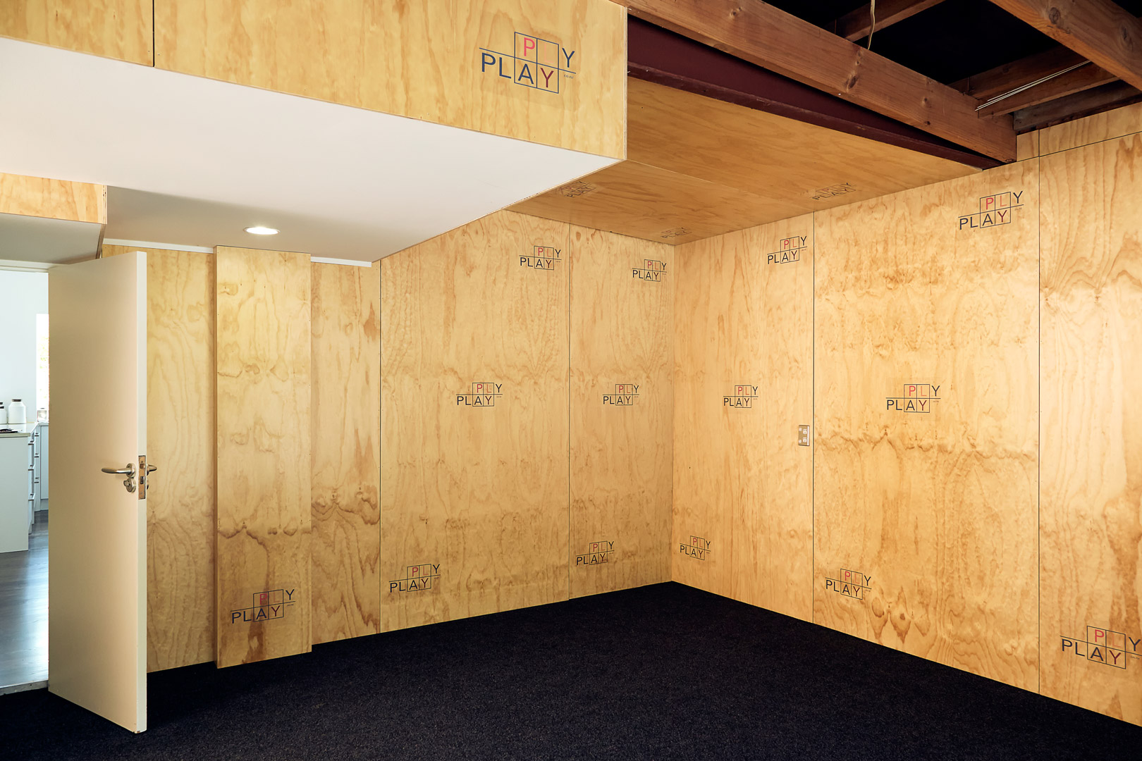 PlyPlay Plywood Install
