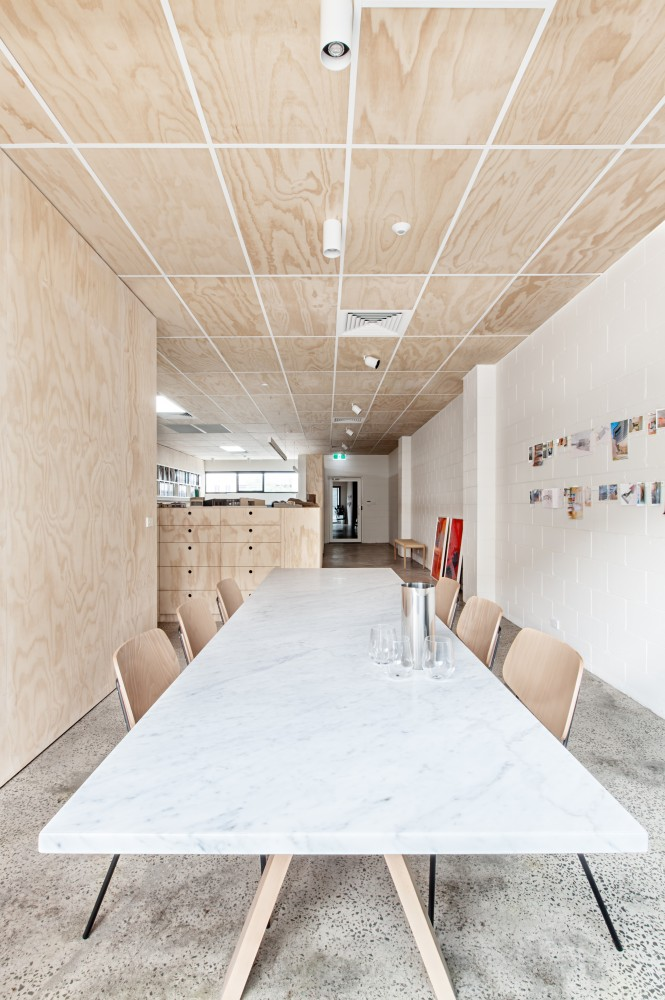 Offices / Clare Cousins Architects