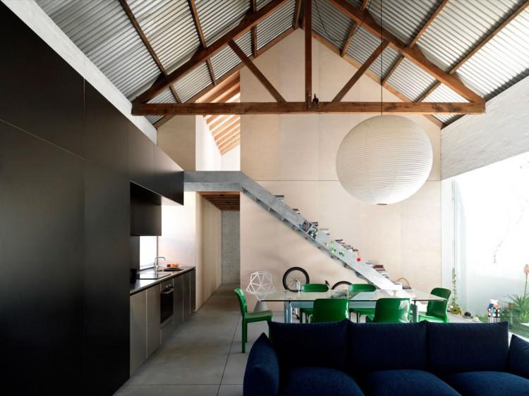 Conversion / Richard Peters Associates