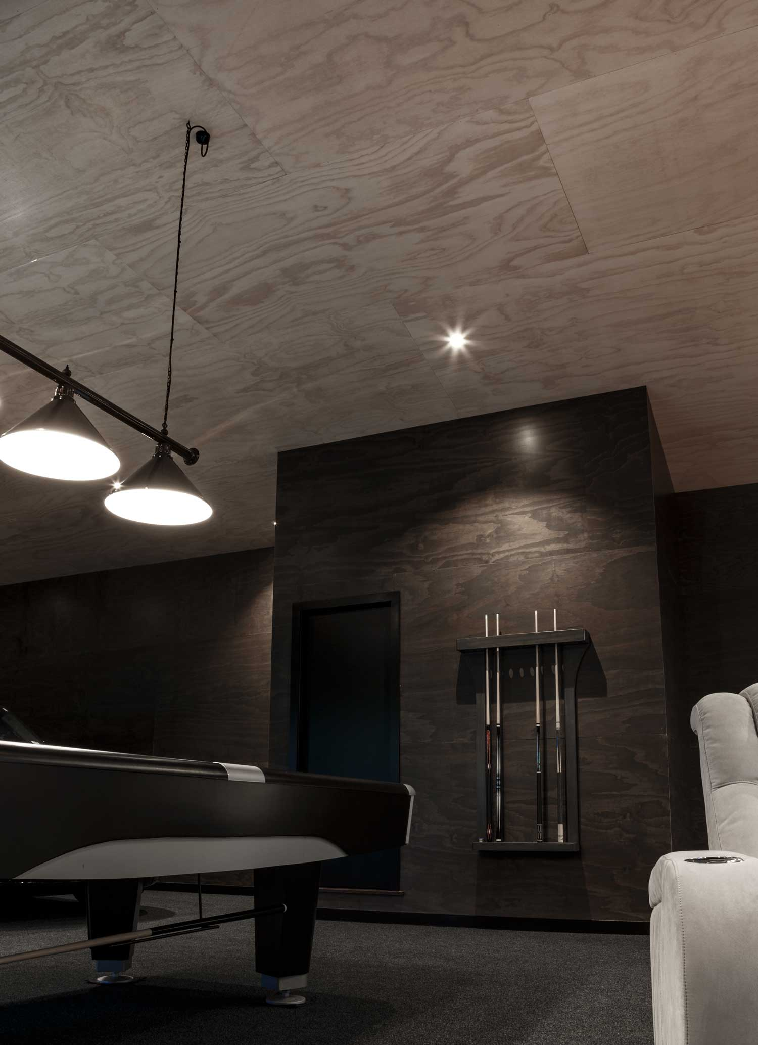 plywood pre-finished wall ceiling lining