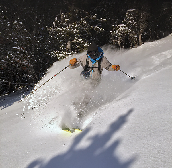 Good turns found out there today! (photo by Kt Miller)
