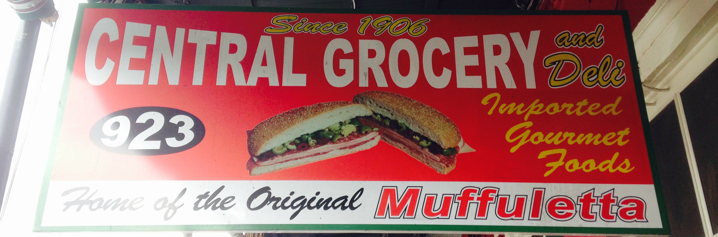 Central Grocery, 923 Decatur St, New Orleans