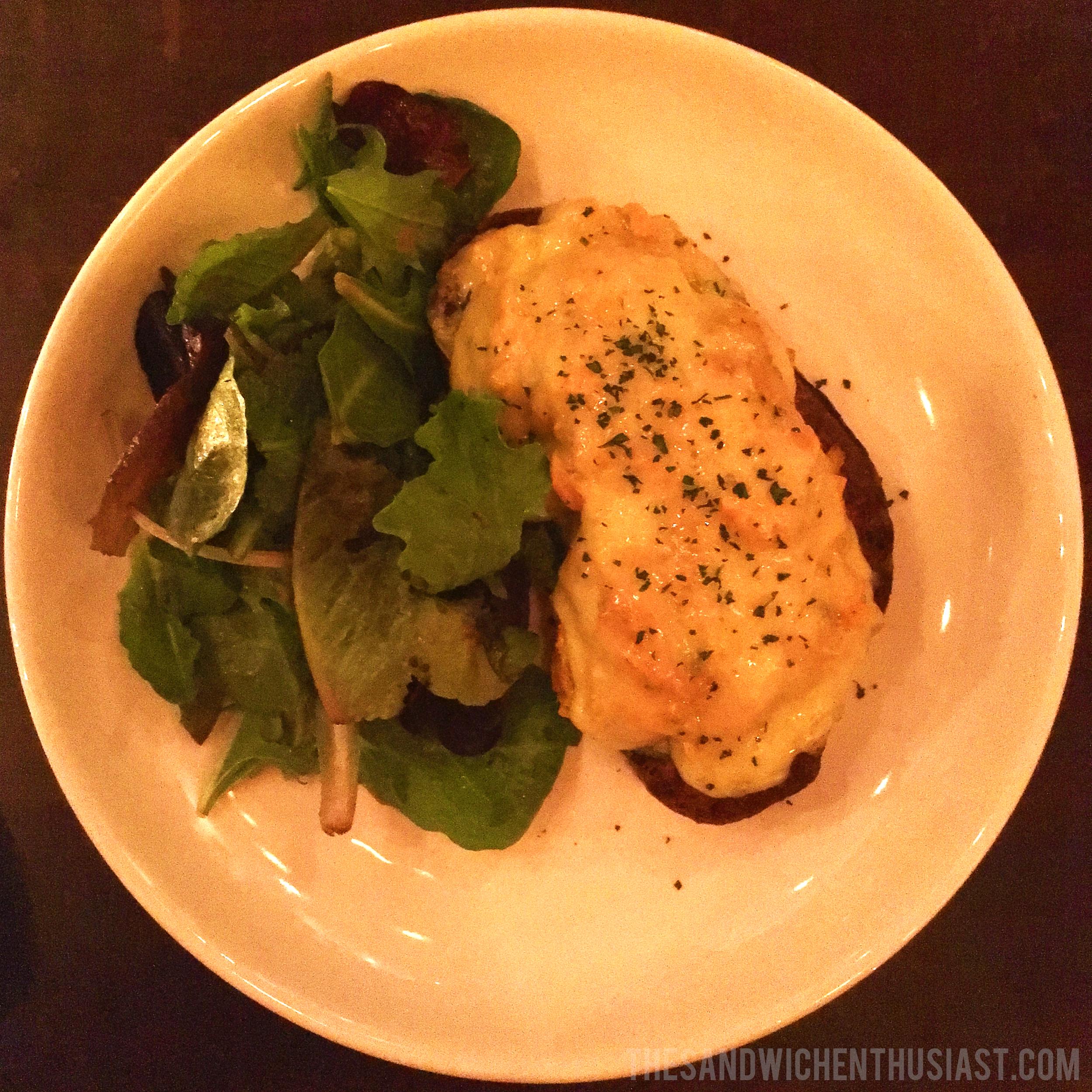 Tuna Melt at Pair Wine & Cheese in Brooklyn