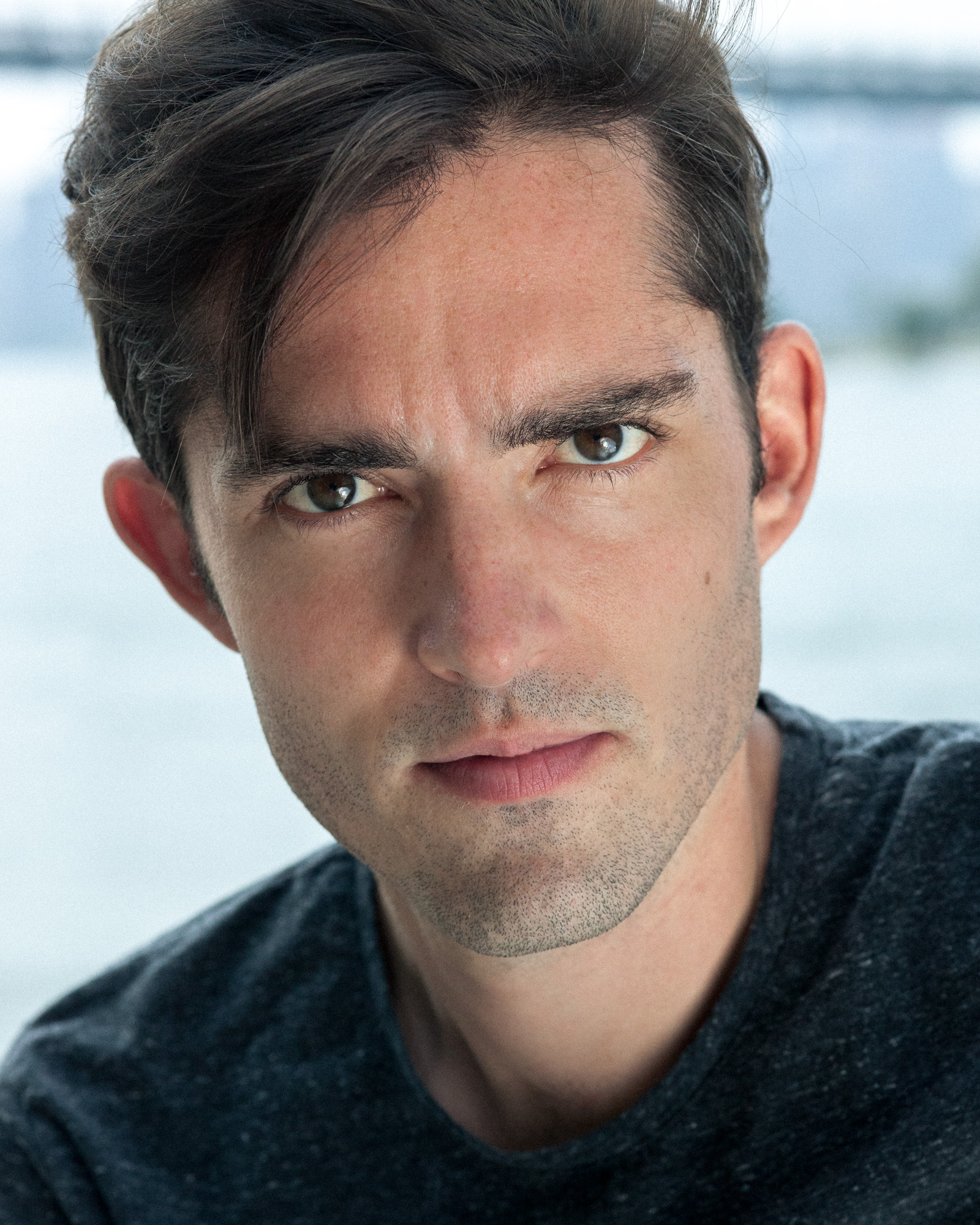 Matthew Amendt stars as Hamlet at Pittsburgh Public Theater