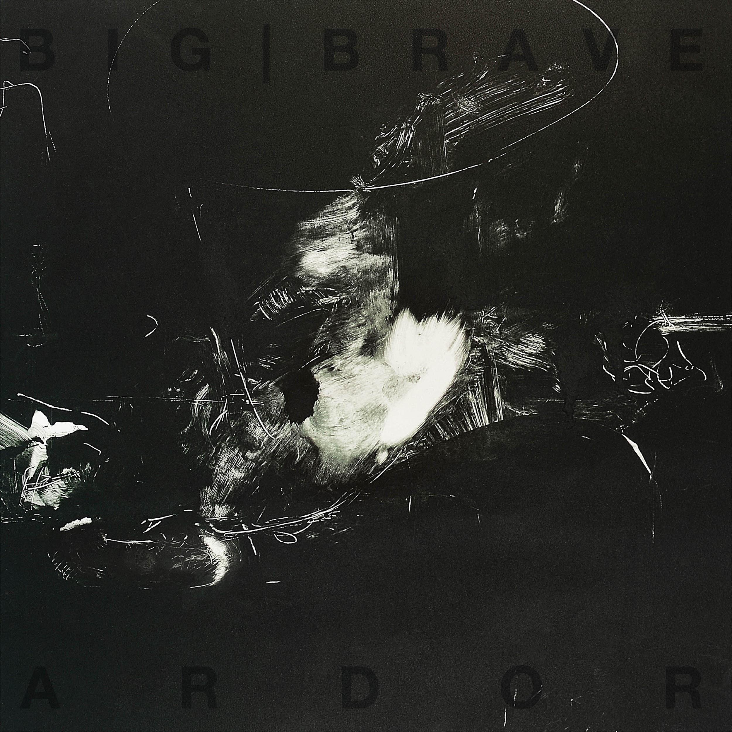 BIG|BRAVE Album Cover Ardor