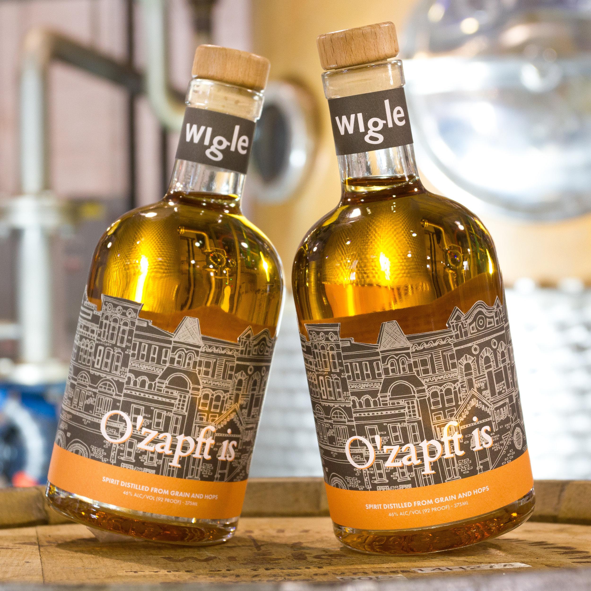 Wigle Whiskey's new whiskey for Oktoberfest