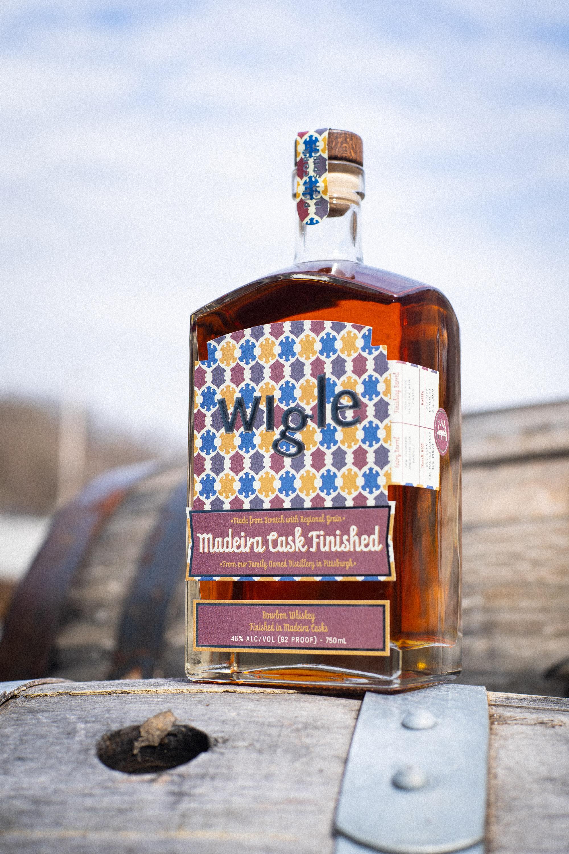 Maderia Cask Finished Bourbon