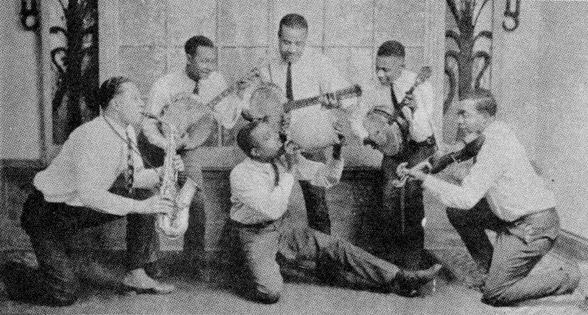 Earl McDonald's Dixieland Jug Blowers c.1926