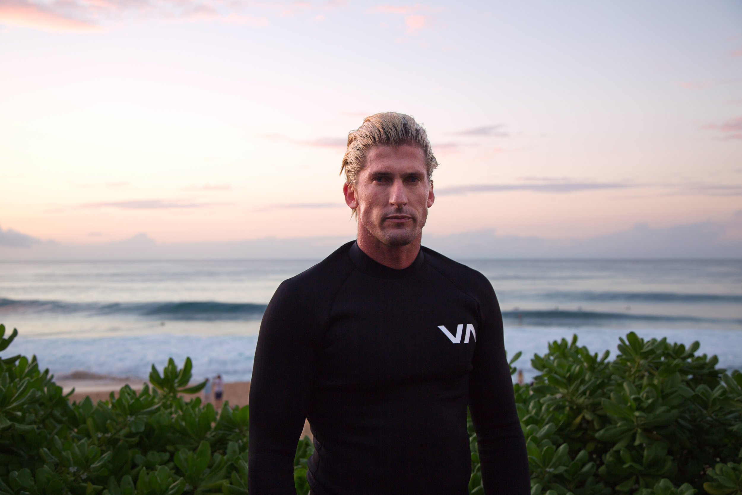 Bruce Irons, RVCA House December 2016