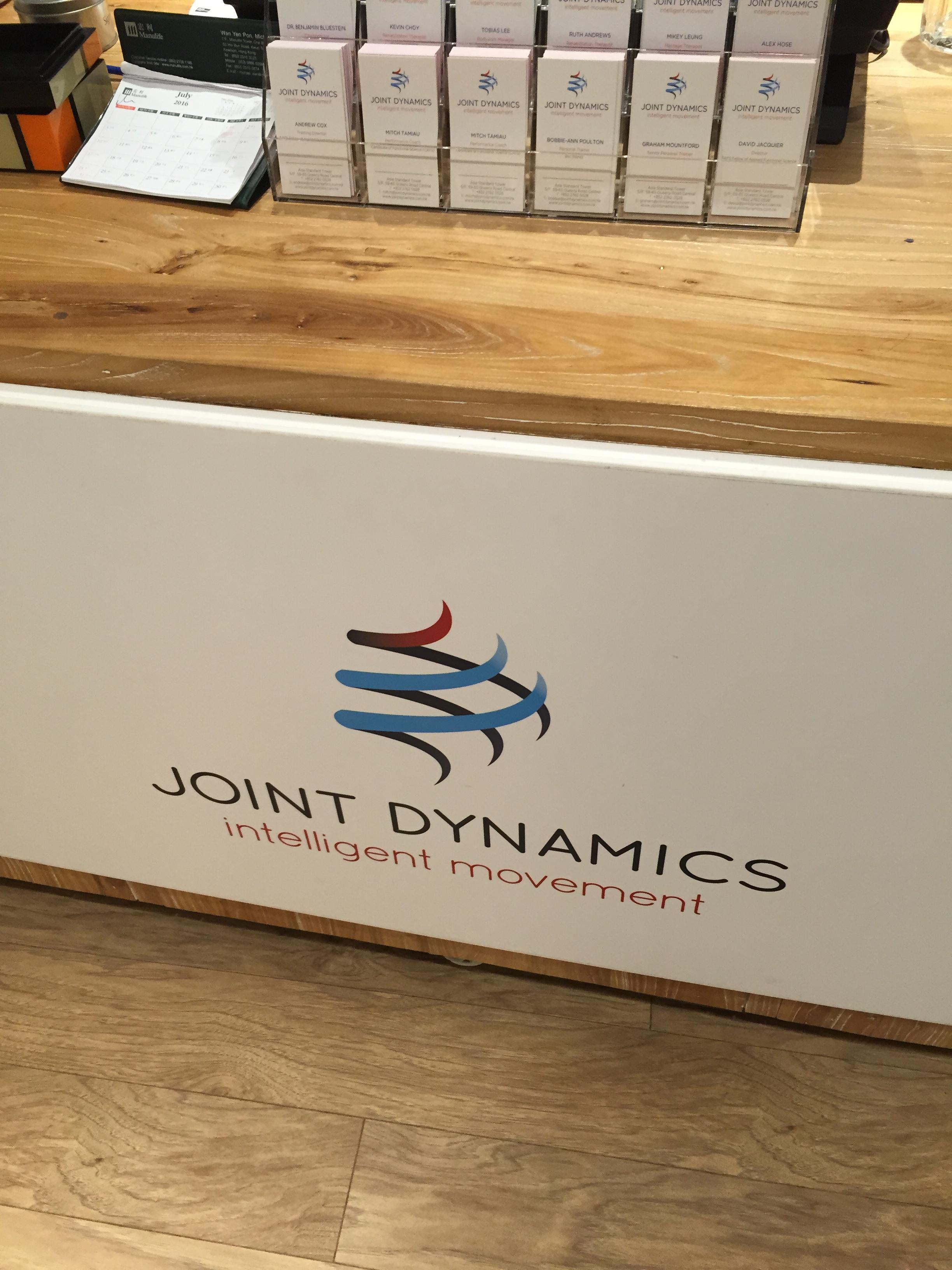 Joint Dynamics Hong Kong