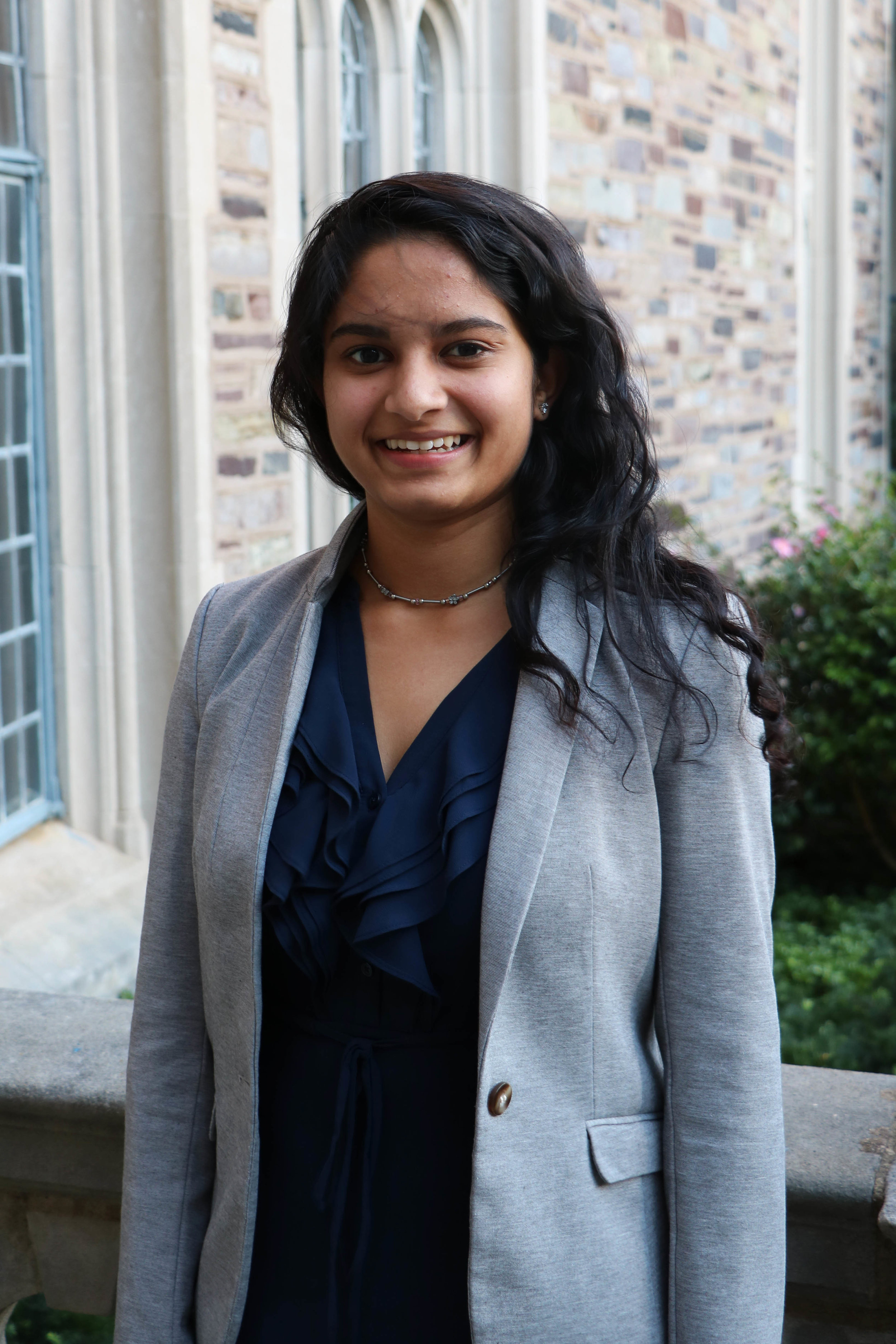 NIKHITA SALGAME   Co-Director of Conference  Nikhita is a Sophomore interested in majoring in the Woodrow Wilson School with a certificate in East Asian Studies. She participated in the Bridge Year Program in Kunming, China prior to coming to Princeton and worked at an environmental NGO concerned with reducing pesticide usage and creating links between urban consumers and farmers. She has continued her interest in Chinese language and affairs by participating in the Princeton in Beijing language program this past summer and working with the PUCC Conference team these past two years! Here on campus she also serves on the Secretariat of Princeton's MUN conference and as Secretary for the International Relations Council, volunteers as an English tutor at El Centro, and edits for the Princeton Journal of East Asian Studies.